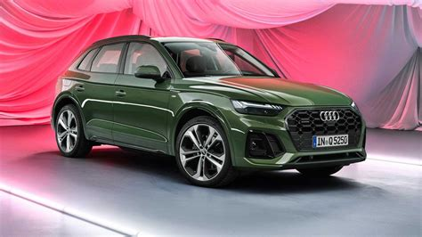 The audi q5 is a series of compact luxury crossover suvs produced by the german luxury car manufacturer audi from 2008. Le nouveau Audi Q5 adopte une motorisation hybride