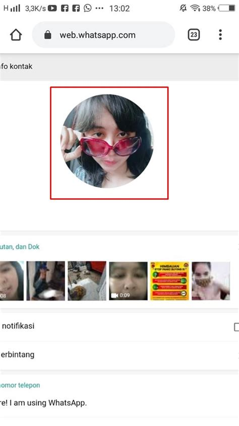 Pada tahap ini kita bisa membuat profil yang sama seperti sebelumnya atau membuat profile baru. Cara Membuat Profil Whatsapp Bergerak Tanpa Aplikasi - Cara Membuat Tulisan Unik Di WhatsApp ...