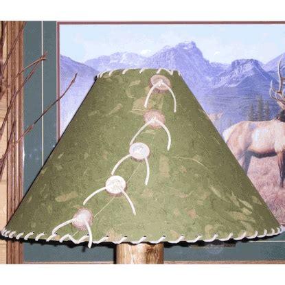 mango olive rustic rice paper lamp shade