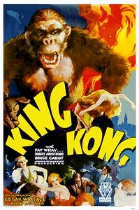 Original King Kong Posters Worth Quarter of a Million ...