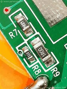 Dt830d Circuit Component Values