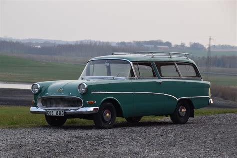 opel rekord caravan de luxe  pa bilweb auctions