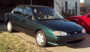 2001 Kia Sephia - Overview
