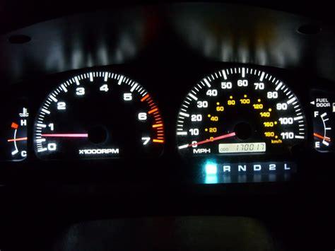 Dash Lights by Dash Lights Toyota 4runner Forum Largest 4runner Forum