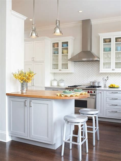 Decorating Ideas For Small Kitchens by Herringbone Backsplash Home Design Ideas Pictures