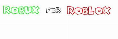 Robux Roblox Sign Banners Profile