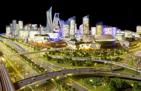 Dubai's New  Billion Mini-city