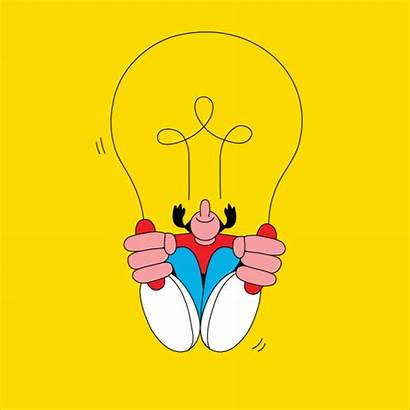 Brain Fat Power Playground Effort Illustration Losing