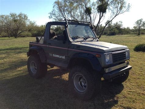 1987 Suzuki Samurai For Sale by 1987 Suzuki Samurai For Sale
