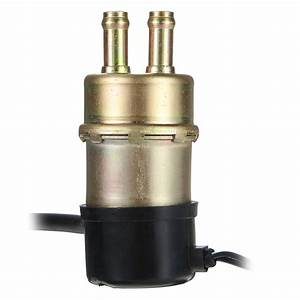 Fuel Pump With Filter 49040 1055 For Kawasaki Mule 1000