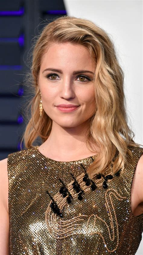 """Keep things related, as long as dianna is there, you should be fine. 'Glee's' """"Quinn Fabray"""": This Is Dianna Agron Today"""