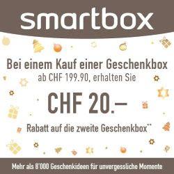 smartbox  gutschein gutscheincode schweiz