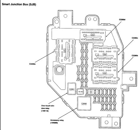 Ford Fuse Panel Diagram Wiring Database