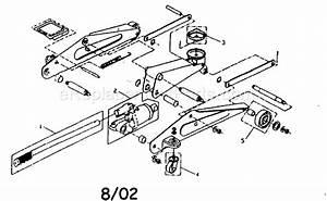 Craftsman 21450138 Parts List And Diagram