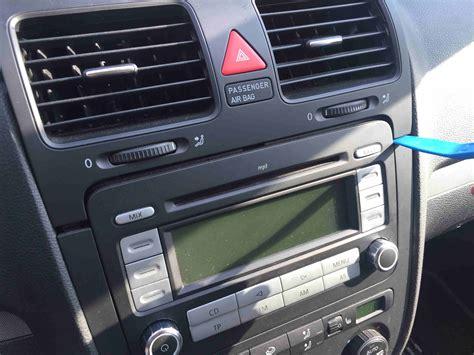 vw golf 5 radio golf v radio ausbauen pdf