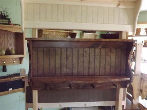 primitive country shelf  plate rack  appletreewoodcrafts