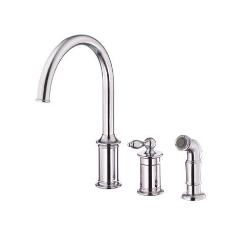 danze kitchen faucet repair danze d409010 chrome kitchen faucet includes side spray