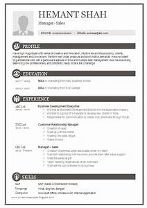 over 10000 cv and resume samples with free download one With excellent resume templates