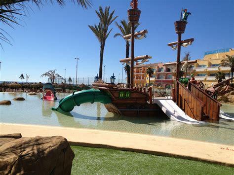 Barco Pirata Para Niños Cancun by Hotel Evenia Zoraida Garden En Roquetas De Mar