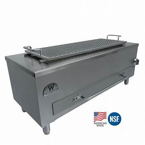 Commercial Yakitori BBQ Grill For Sale, Hybrid design,find ...