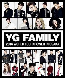 [Updated] Team B to join YG Family on the world tour ...