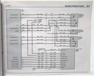 2011 Ford Flex Electrical Wiring Diagrams Manual