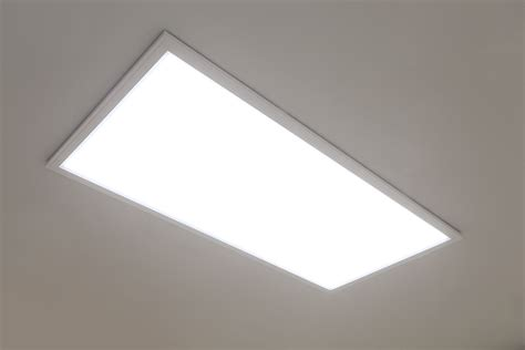 led panel light 2x4 4 500 lumens 40w dimmable even