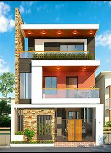 3, storey, house, design, 2021