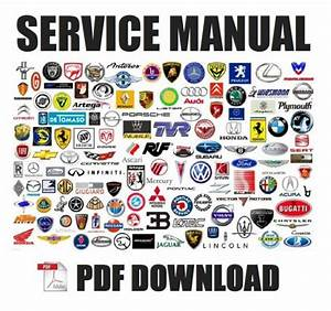 Workshop Manual Service  U0026 Repair Guide For Vauxhall Antara