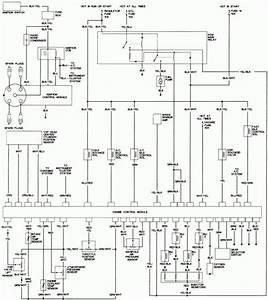 12  92 Honda Accord Engine Wiring Diagram