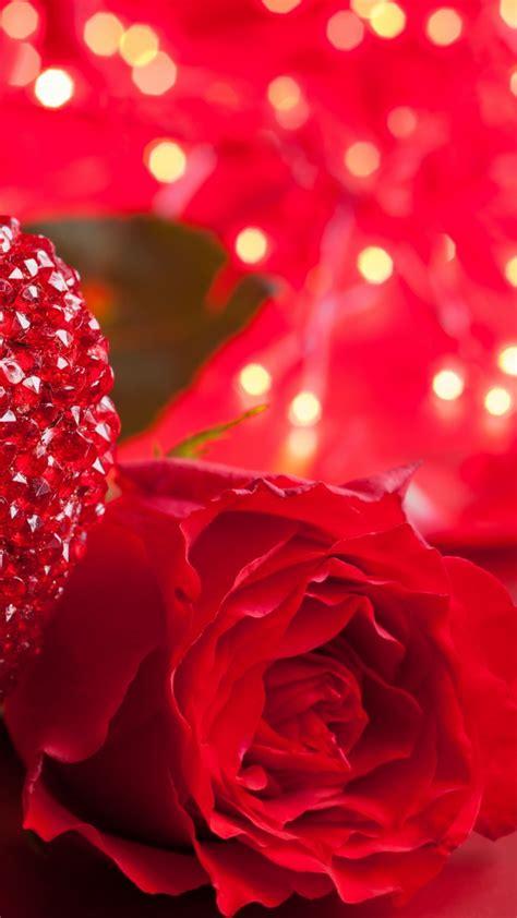wallpaper rose   wallpaper heart valentines day
