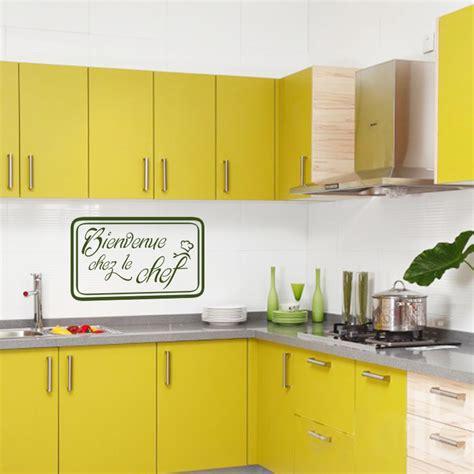 le chef cuisine sticker cuisine bienvenu chez le chef stickers citations