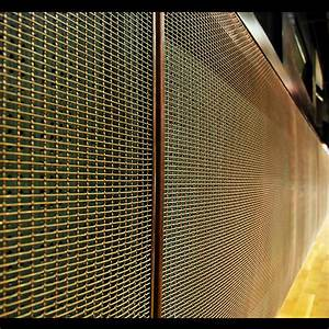 Stainless Steel Blog: Decorative metal wall panels