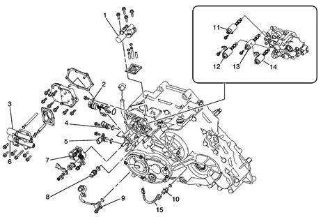 Saturn Vue Manual Transmission Parts Diagram Besides
