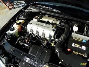 2000 Saturn S Series Sl1 Sedan 1 9 Liter Sohc 8