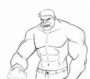 How to draw Hulk | Drawing - Anatomy | Pinterest ...