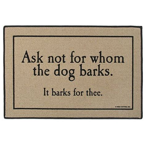 Doormats With Sayings by Doormats With Quotes Quotesgram