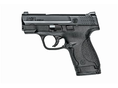 Smith & Wesson's Next-gen M&p Shield 9mm