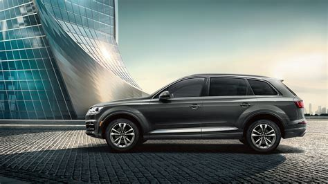 Audi Q7 4k Wallpapers by 2018 Audi Q7 Exterior 4k Hd Wallpaper Cars 2018 2019