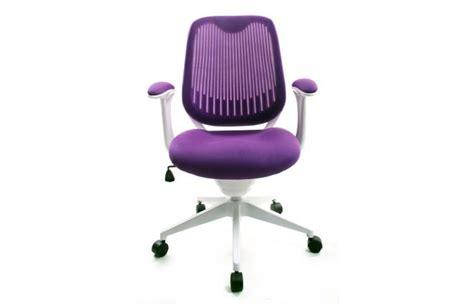 chaise bureau violet chaise de bureau violet