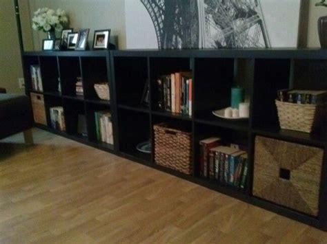 Awesome Bookshelf Horizontal Design Ideas Black