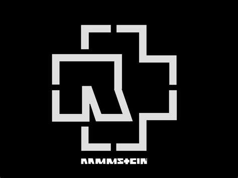 Rammstein Logo By Smokofenek On Deviantart