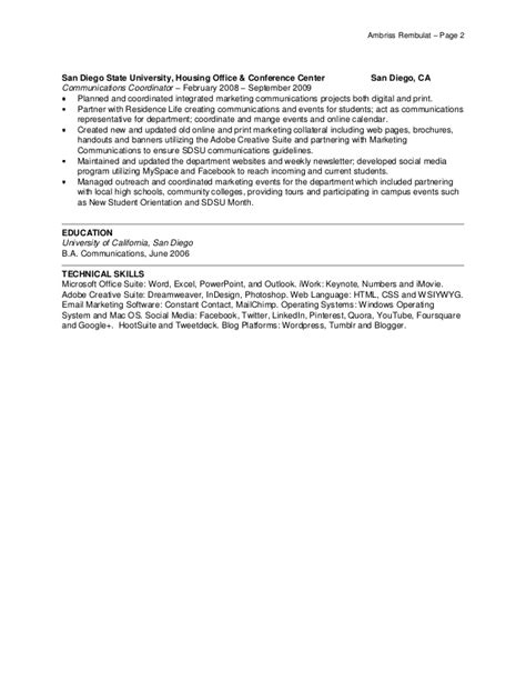 resume human resources coordinator zara cover letter sle
