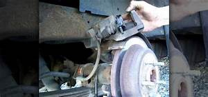 98 Ford Explorer Rear Brake Line