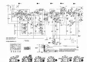 Telefunken 6446gwk Radio 1947 Sm Service Manual Free