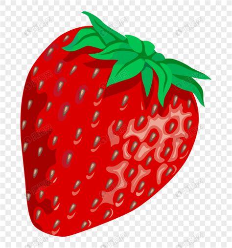 gambar buah stroberi untuk mewarnai