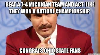 Milosh Meme - ohio state michigan memes 28 images ohio state buckeyes football quotes it s 11 45 and mich