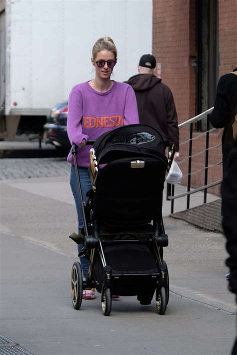 Pics of Nicky Hilton with Her Baby