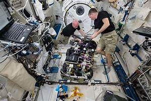 Astronauts at Work on the International Space Station | NASA