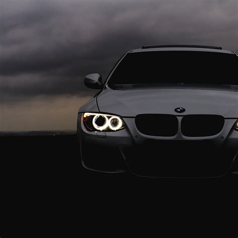 Bmw Car Wallpapers For Laptop Screen by Wallpaper 3415x3415 Bmw Headlights Car Cloudy